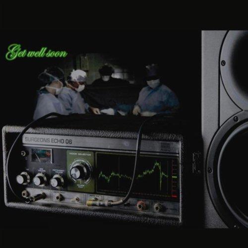 Get Well Soon [Explicit] (CD non-mixtape)
