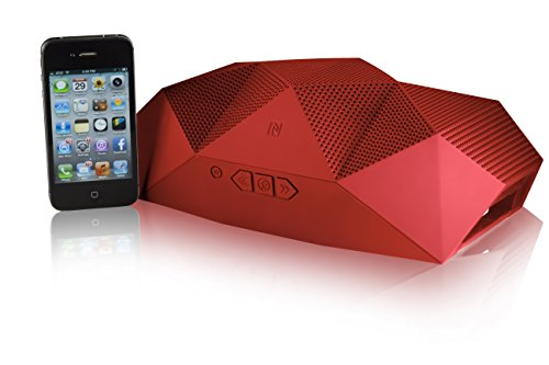 ODT-Big-Turtle-Shell-Wireless-Boombox-Red
