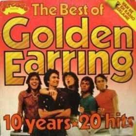 Golden Earring - 10 Years 20 Hits - Zortam Music