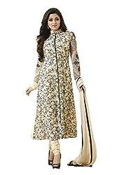 Shayona Salwar suit for women & girls(cream)