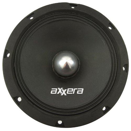 """Axxera Axm804 8"""" 1000 Watts Pro Midrange With 4-Ohm Voice Coil"""