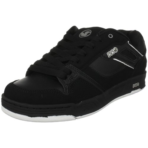 DVS Men's Arson Skate Shoe,Black Ft Nubuck,12 M US