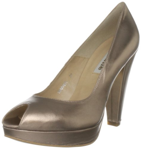 Dune Women's Waiver D Gold Special Occasion Heels A11L/Le26/Ocd0085 6 UK