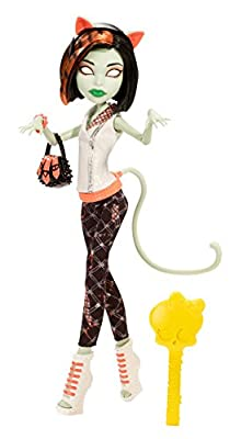 Monster High Freaky Fusion Scarah Screams Doll from Monster High