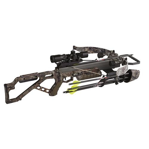 Excalibur Crossbow Micro 335 Crossbow with APX Package/Scope (Draw Weight : 270-Pound), Realtree Xtra, Recurve (Excalibur Crossbow Micro 355 compare prices)