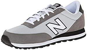 New Balance Men's ML501 Core Collection Running Shoe, Grey, 8 D US