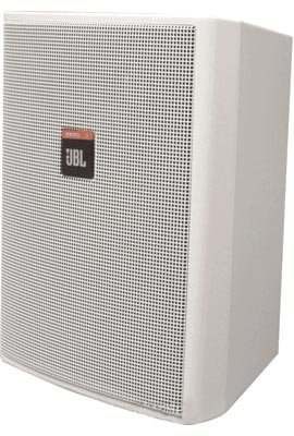 Jbl Control 25T-Wh Speaker 2 Way Indoor Outdoor 5.25 Inch Woofer With Transformer Control Series- Priced And Sold As A Pair
