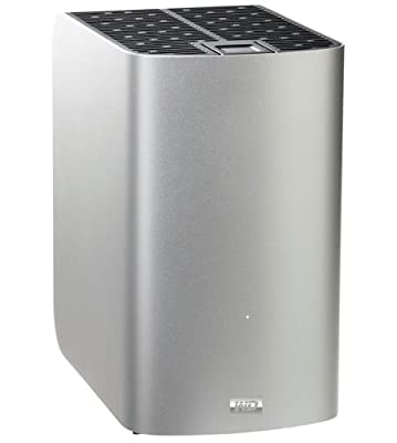 Western Digital My Book Thunderbolt Duo 4TB Desktop External Dual Drive Storage System with RAID by Western Digital