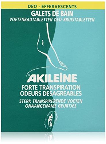 Akileine Foot Bath Tablets Deo Effervescent 7uni