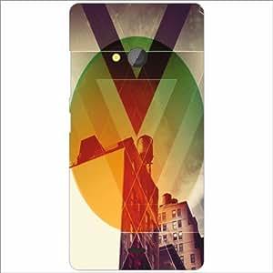 Microsoft Lumia 540 Dual SIM Back Cover - I Will Designer Cases