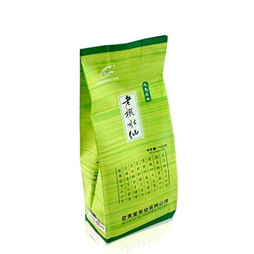 Sanzhuang Laocong Old Tree Shui Hsien Shuixian Wuyi Yan Cha Rock Tea Chinese Oolong Tea 100G
