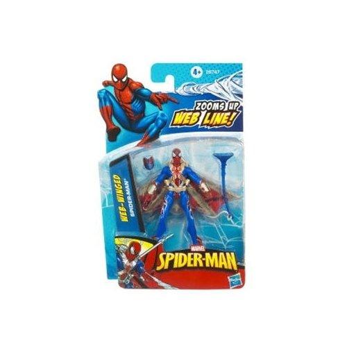 Spider-Man 3 /34 inch Web-Winged Spider-Man Action Figure - 1
