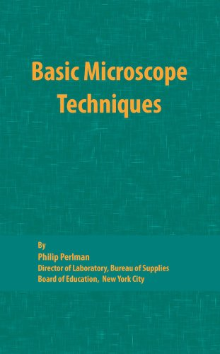 Basic Microscope Techniques