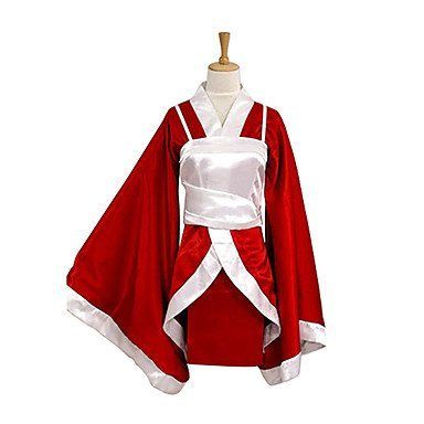 [XXL League of Legends Blood Moon Akali Cosplay Costume , female-xxxl , female-xxxl] (Blood Moon Akali Costume)