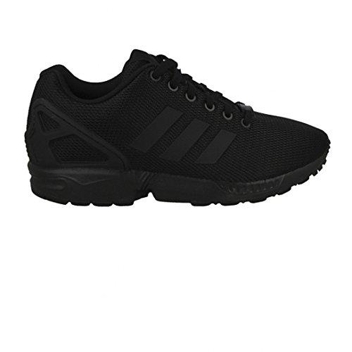 Adidas Herren Zx Flux Turnschuhe, Schwarz (Cblack/Cblack/Dkgrey), 44 EU thumbnail