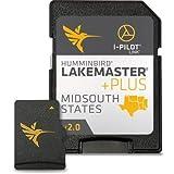 Humminbird Lakemaster+ Maps Humminbird 600009-6 Lakemaster+ Maps, Mid-South,