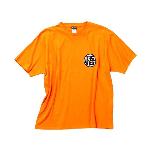 (マンチェス)manches 大きいサイズ ドラゴンボール 半袖Tシャツ 1011782506 1 オレンジ 4L
