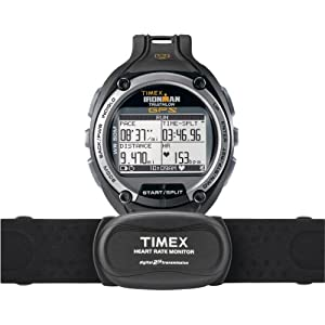Timex Global Trainer Heart Rate and GPS Watch