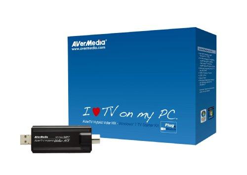 AVerTV Hybrid Volar HX-TV windows 7 Tv starter kit (A827M) (Windows 8 compatible)