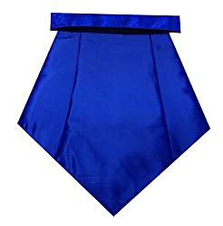 Navaksha Shimmer Royal Blue Cravat