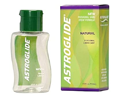 Astroglide Natural Personal Liquid Lube Lubricant &