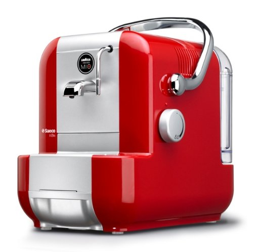 Lavazza A Modo Mio Italian coffee machine + CAPSULES
