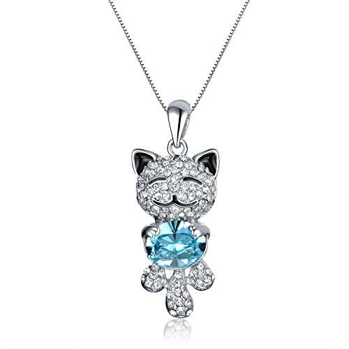 viki-lynn-collana-fantasia-cristallo-da-donna-serie-lucky-cat-con-piccolo-gatto-sorridente-placcato-