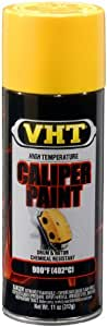VHT SP738 Bright Yellow Brake Caliper Paint Can - 11 oz.