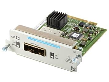 HP J9731A Commutateur réseau 10 Gbps Gris/Vert