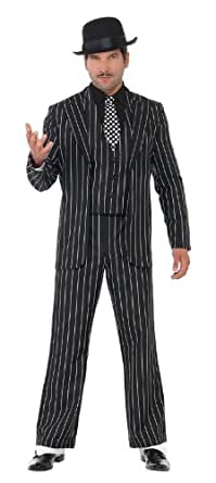 smiffy s vintage gangster costume