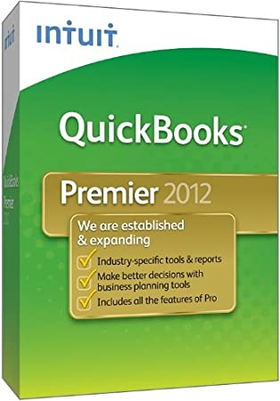 QuickBooks Premier 2012 [OLD VERSION]