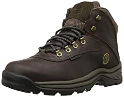 Timberland White Ledge Men\'s Waterproof Boot,Dark Brown,12 W US
