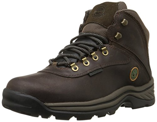 Timberland White Ledge Men's Waterproof Boot,Dark Brown,11.5 W US