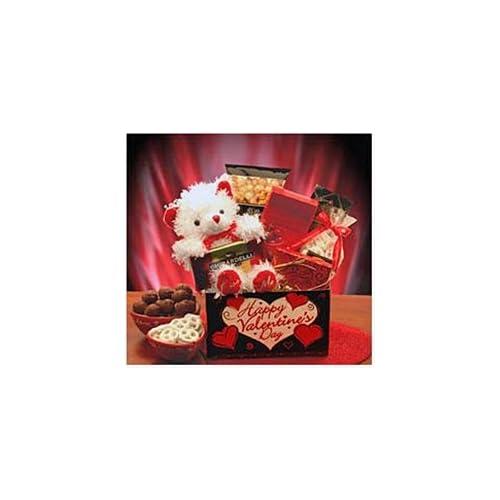 Happy Valentines Day Gift Box
