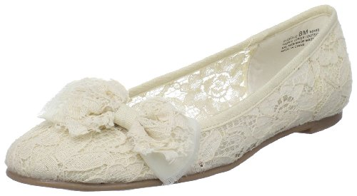 CL By Chinese Laundry Women's Gisselle Ballet Flat,Beige,9 M US