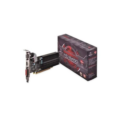 XFX AMD Radeon HD 6450 2GB GDDR3 VGA/DVI/HDMI Low Profile PCI-Express Video Card - RETAIL (6450 Low Profile compare prices)