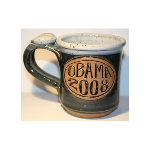 Obama Presidential Campaign Mugs
