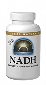Source Naturals NADH 10mg, 10 Tablets
