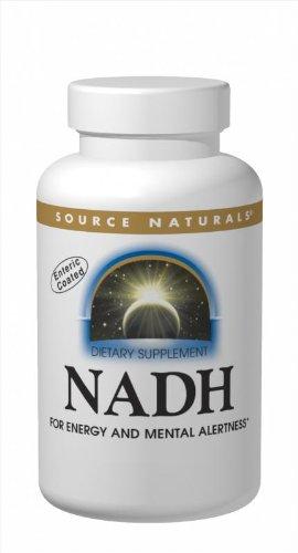 SOURCE NATURALS NADH 能量补充片 5mg*90 $37.45