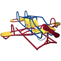 Big Sale Best Cheap Deals Lifetime Ace Flyer Airplane Teeter Totter (Primary Colors)