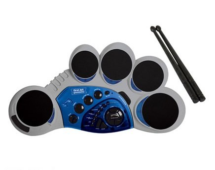 first-act-fd213-5-pad-electronic-drumset-for-kids
