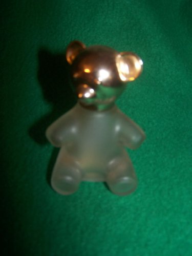 Avon Sweet Honesty Cologne Teddy Bear