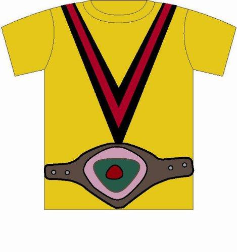 チャージマン研! Tシャツ 研