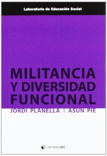 Militancia Y Diversidad Funcional (Laboratorio de Educación Social)