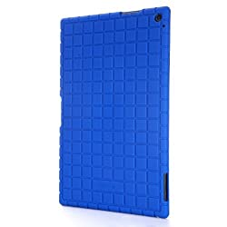 Poetic GraphGrip Case for Nokia Lumia 2520 10.1 Inch Window RT Tablet Blue (3 Years Manufacturer Warranty from Poetic)