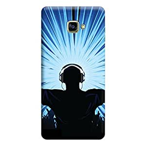 iCover Premium Printed Mobile Back Case Cover With Full protection For Samsung A3 2016 A310 (Designer Case)