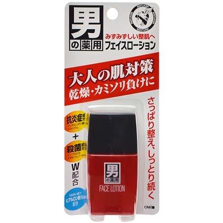 近江兄弟社 男の薬用フェイスローション 40ml