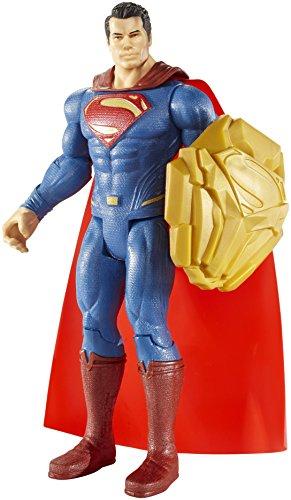"Batman v Superman: Dawn of Justice Shield Clash Superman 6"" Figure"