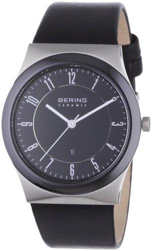 Bering Time Men's Slim Watch 32235-447 Ceramic