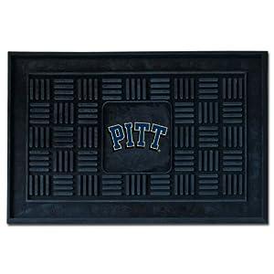 Buy FANMATS NCAA University of Pittsburgh Panthers Vinyl Door Mat by Fanmats